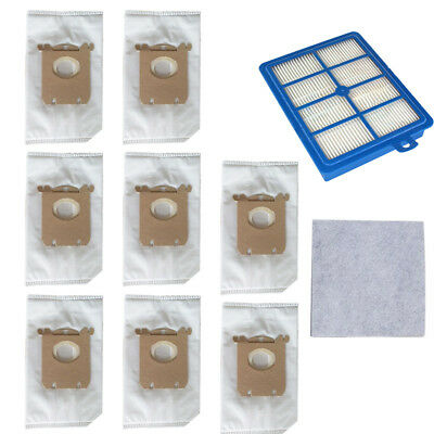 8x Vacuum Bags+Filter Replace For Electrolux 5030-5035 6030-6035 Durable Kits AU