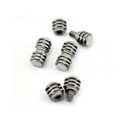 Knife Handle Rivets Brooch Humb Stud Push Button Screw Fit For Folding Knives.