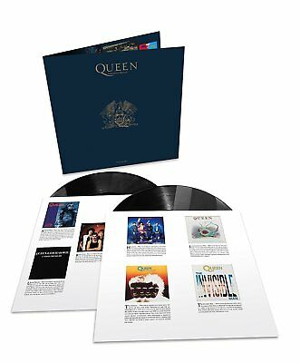 Greatest Hits II by Queen (180g LTD Vinyl 2LP),2017,  Hollywood Records