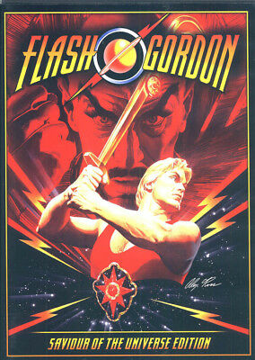 Flash Gordon (Saviour Of The Universe Edition) New Dvd