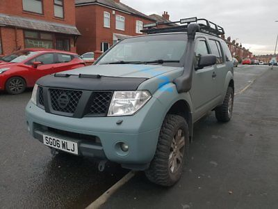 Nissan Pathfinder, 7 seats, Off Road, 4x4