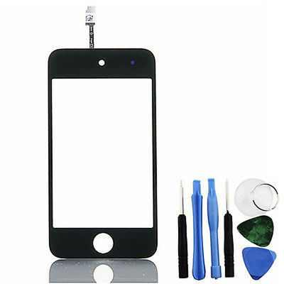 Touch Screen Digitizer Front Glass Replacement For iPod Touch 4 4th Gen