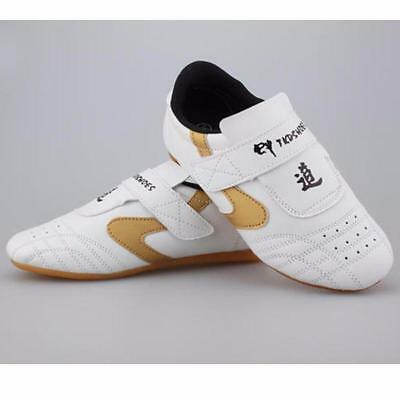 Hot Men's Kickboxing Exercise Shoes Kung Fu Sneakers Trainers Karate Tai Chi K98