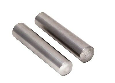 Taper Pin DIN 1B  2mm Diameter Stainless Steel A2  - Pack Of 5