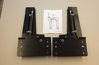 Murphy wall bed mechanism hardware kit 1200N double bed