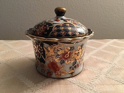 Imari Porcelain Jar (Antique Asia Asian Orient Chinese China Japan Ceramic Arita