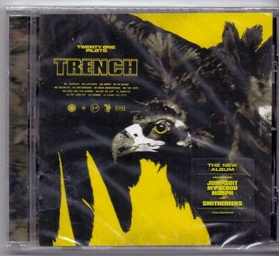 Twenty One Pilots - Trench (CD Album )