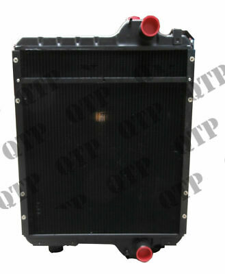 Ford New Holland Radiator. T6010, T6020, T6030,  TS100 A, TS135 A