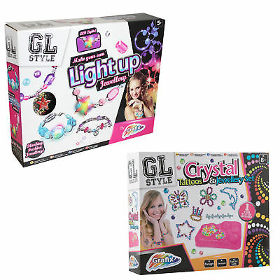 Grafix Girls Life Crafting Sets - Choose Design