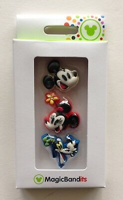 Disney Parks Mickey Minnie Goofy New Cartoon Magic Bandits