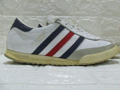 100% authentic 4d493 c3294 SCARPE SHOES UOMO DONNA SNEAKERS ADIDAS BECKENBAUER tg. US 11,5 - 46 (