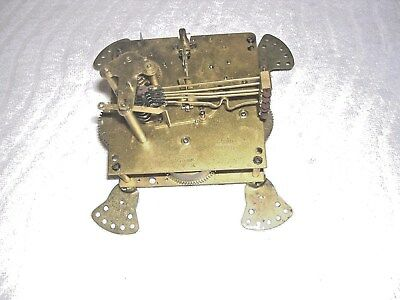 Clock  Parts  Haller  Movement ,5 Hammers,   Gwo