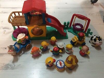 Little People Fisher Price Enorme Lot