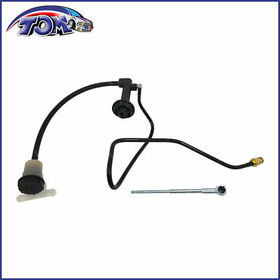 New Clutch Master Cylinder And Line Assembly Fits 98-00 Ford Ranger Mazda B2500
