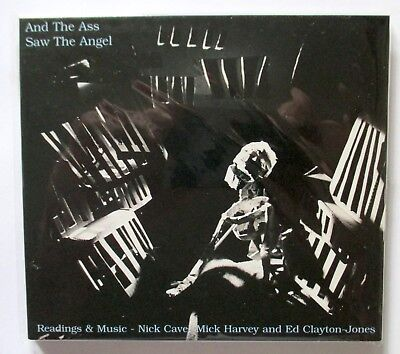 Nick Cave - And The Ass Saw The Angel - 1998 UK CD - Mute Records - EUCRID 1 CD