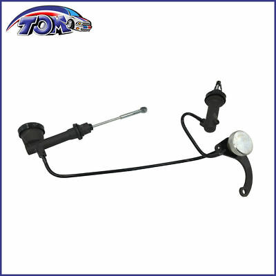 New Clutch Master And Slave Cylinder Assembly Fits 91-99 Saturn Sl Sc1 1.9L