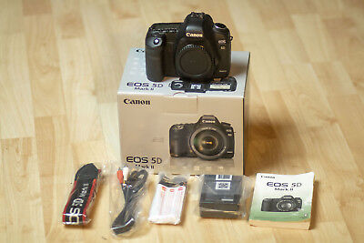 CANON EOS 5D Mark II Mk2 MKII 21.1MP DSLR Body Only