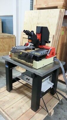 KARL SUSS PA200 Semiautomatic Probe Station with ProberBench 5.15 SW