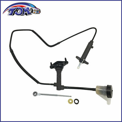New Clutch Master And Slave Cylinder Assembly Fits 98-99 Dodge Ram 2500 3500