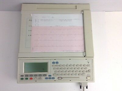 HP M1770A PageWriter EKG / ECG Machine w/ New Battery