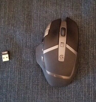 Logitech G602 Wireless Gaming Mouse PC and Mac, 250 Hour Battery Life