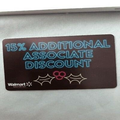Walmart 15% Off Discount Starts Nov29 and Ends On The Nov 30