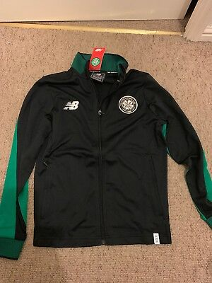 Celtic New Balance Training Jacket Large Boys. BNWT