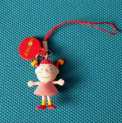 MOTHER/EARTHBOUND ZERO PIPPI gashapon charm/strap/dangler figure - hard to  find!