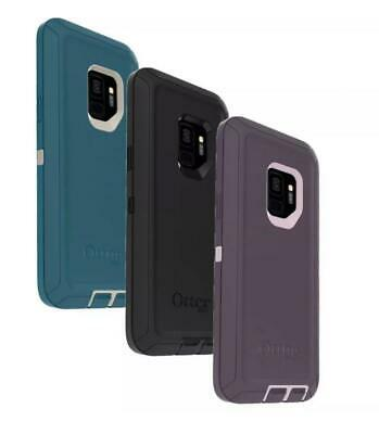 Brand New OEM Otterbox Defender Series Case for Samsung Galaxy S9 w/Holster - !