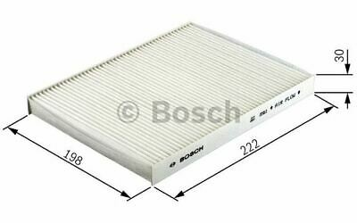 BOSCH A8508 Filtre dhabitacle Filter+