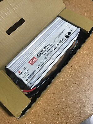 Meanwell HLG-320H-24A LED Power Supply 24V/13,3a 320W