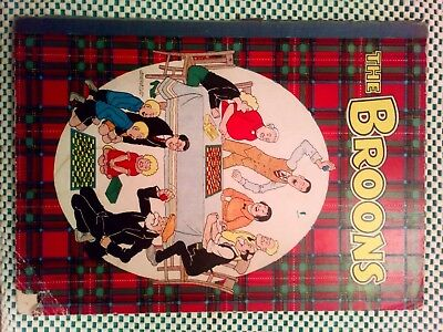 THE BROONS 1957 Annual Dudley Watkins / D.C.Thomson