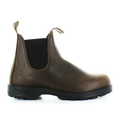Men's Shoes Blundstone Antique Brown Chelsea Boot Fall Winter 2019