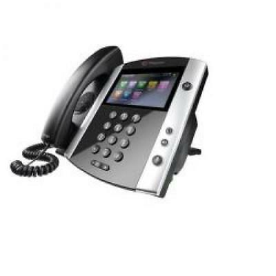 Vvx 601 16-line Business Media Phone With Built-in azultooth And Hd Voice. Compa