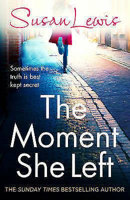 Susan Lewis - The Moment She Left  + FREE P&P