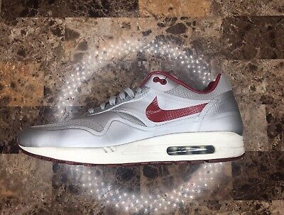 NIKE AIR MAX 1 Hyperfuse QS Night Track 9.5 633087 006 DS 1