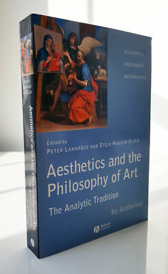 Aesthetics and the Philosophy of Art: The Analytic Tradition - An Anthology !