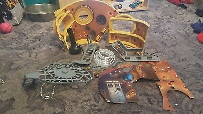 Doctor Who Eleventh  11th Doctor TARDIS Playset Matt Smith SPARES. USED
