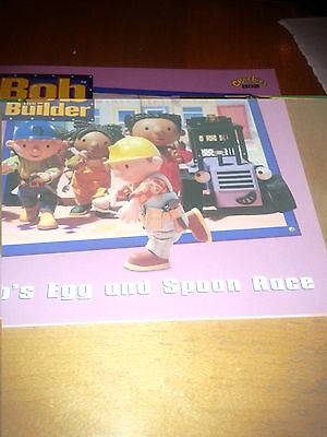 Bobs Egg And Spoon Race By Robert Sneddon Paperback Book Childrens