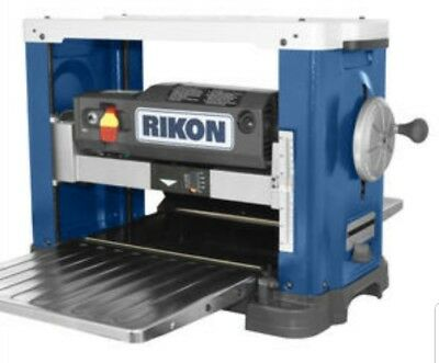 *New* RIKON Power Tools 25-130H 13-Inch Planer with Helical Head