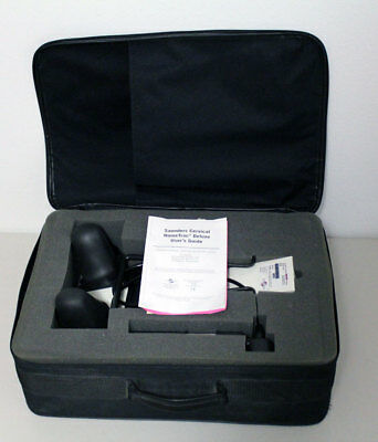 Saunders Cervical Traction Hometrac Deluxe System Model 100399 w/Case Great Cond
