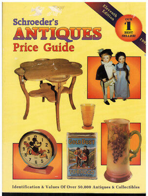 Schroeder's Antiques Price Guide, 11th Edition, 50,000 Identification & Values