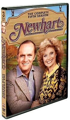 New: NEWHART - The Complete Fifth Season (3 DVD SET!)