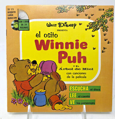 winnie the pooh and the honey tree book