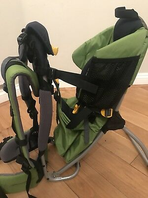separation shoes fashion style official shop DEUTER KID COMFORT PLUS BABY CARRIER in excellent condition ...
