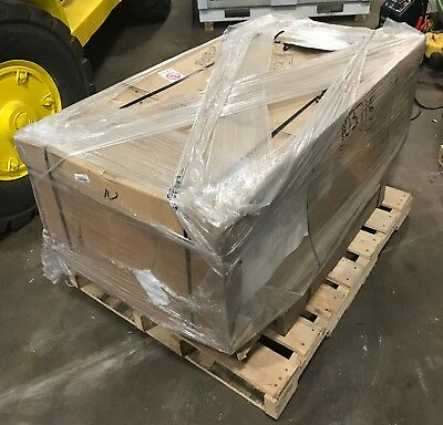 New 400 Amp Cummins Automatic Transfer Switch CHPCC | S/N: J130582756