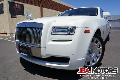 2012 Rolls-Royce Ghost 2012 Ghost EWB Sedan Extended Wheel Base 12 Rolls-Royce Ghost EWB Sedan  like 2008 2009 2010 2011 2013 2014 2015 Phantom