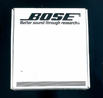 Brand New In Box Bose Portable Cd Player. 034144