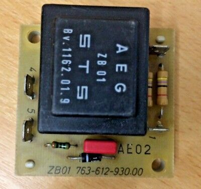 Aeg Zb01 763-612-930.00 Ae02 Ups Power Card 763-612-930.00Ae02 Pcb