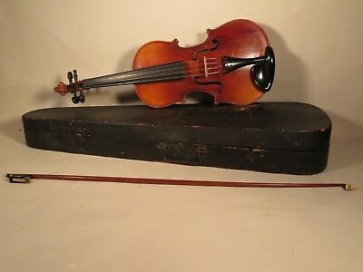 Antonius Stradiuvarius Cremonenfis Faciebat Anno 1721 Czech Violin Copy Bow Case